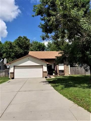 62 Arnold Dr, Augusta, KS 67010 (MLS #584942) :: Lange Real Estate