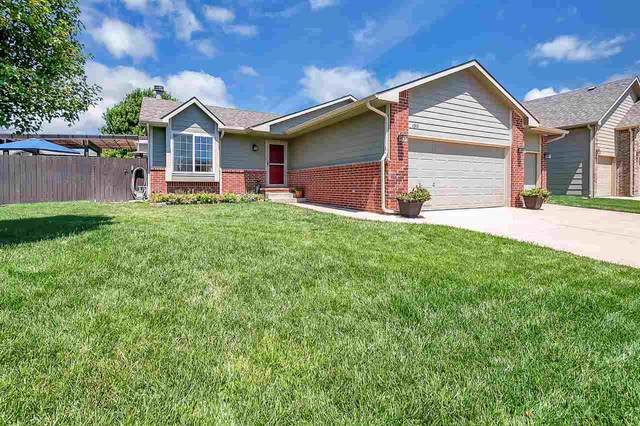 1317 N Lake Edge St, Goddard, KS 67052 (MLS #584943) :: Preister and Partners | Keller Williams Hometown Partners