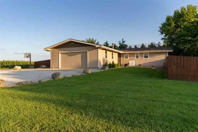 1448 E 100th Ave., Belle Plaine, KS 67013 (MLS #584944) :: Lange Real Estate