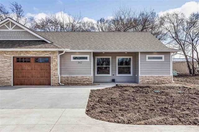 320 N Warren Ave # 102, Rose Hill, KS 67133 (MLS #584946) :: On The Move