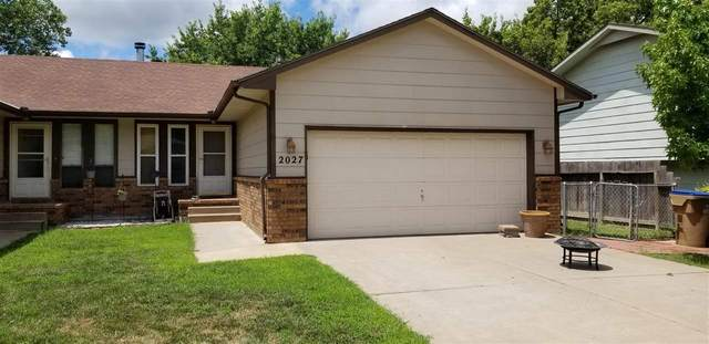 2027 N Pepper Corn Rd, Derby, KS 67037 (MLS #584960) :: Preister and Partners | Keller Williams Hometown Partners