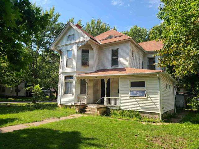 502 E 11TH AVE, Winfield, KS 67156 (MLS #584974) :: Keller Williams Hometown Partners