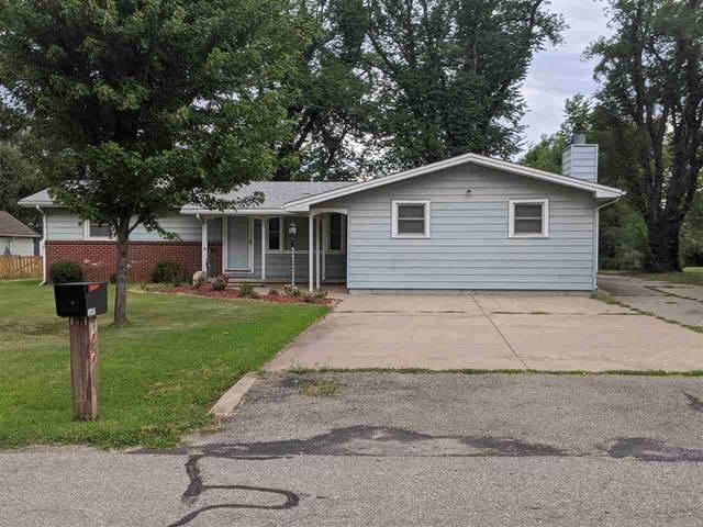 1347 S Keith Ave, Wichita, KS 67209 (MLS #584975) :: Keller Williams Hometown Partners