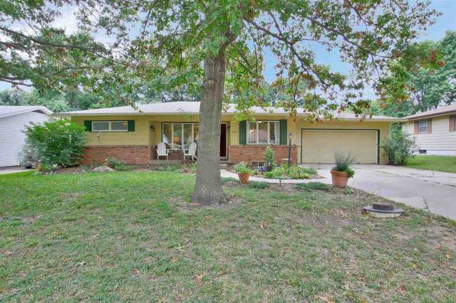 1207 Leckliter, Augusta, KS 67010 (MLS #584980) :: Lange Real Estate