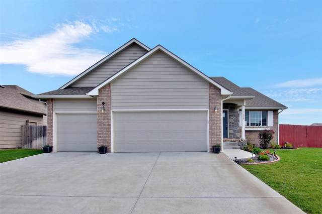 706 S Horseshoe Bnd, Maize, KS 67101 (MLS #584982) :: Kirk Short's Wichita Home Team