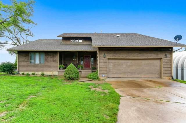 404 W Sumner St, Wellington, KS 67152 (MLS #584985) :: Lange Real Estate