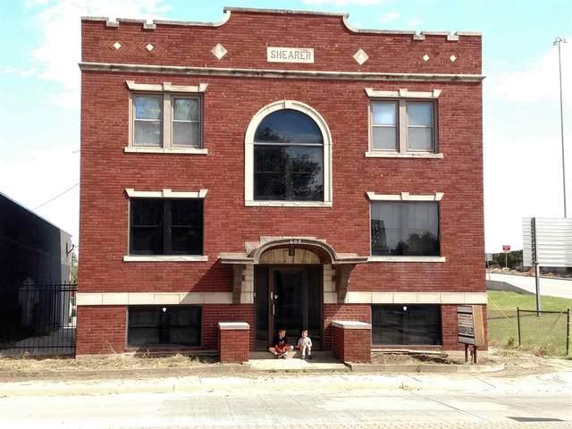 608 S Topeka Ave, Wichita, KS 67202 (MLS #584993) :: Preister and Partners | Keller Williams Hometown Partners