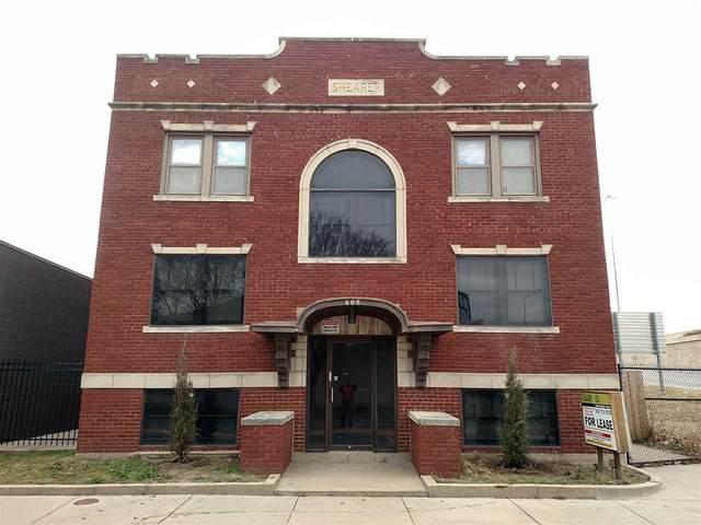 608 S Topeka Ave, Wichita, KS 67202 (MLS #584996) :: Preister and Partners | Keller Williams Hometown Partners