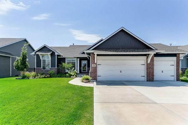 2805 N Woodridge St, Wichita, KS 67226 (MLS #584997) :: Graham Realtors