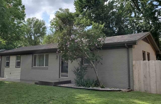 324 W 4TH ST, Haysville, KS 67060 (MLS #585013) :: Lange Real Estate