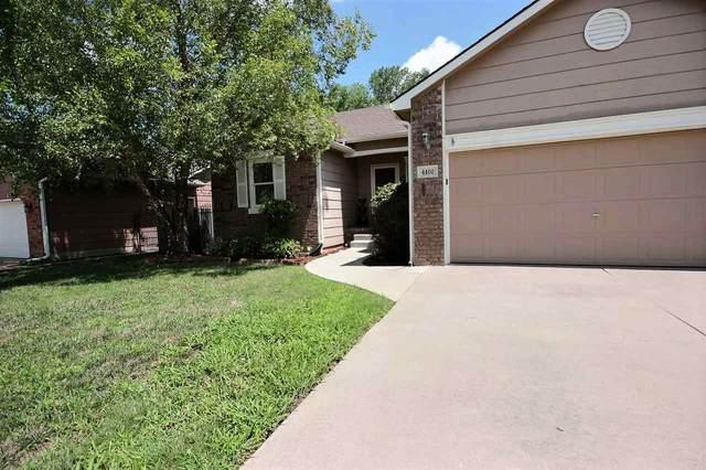 4400 N Mission Rd, Bel Aire, KS 67226 (MLS #585023) :: Kirk Short's Wichita Home Team