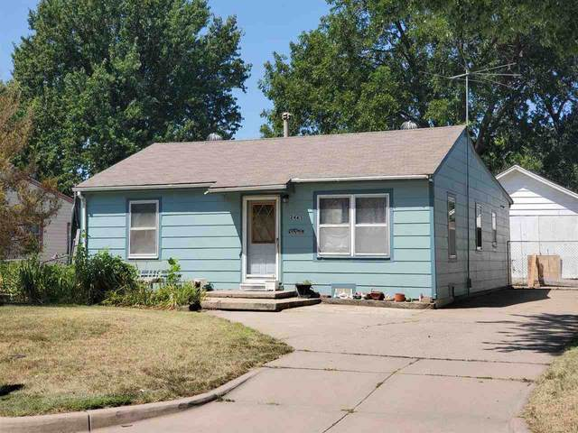 2443 N Salina Ave, Wichita, KS 67204 (MLS #585034) :: Pinnacle Realty Group