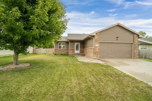 1313 E South Brooke St, Haysville, KS 67060 (MLS #585035) :: Lange Real Estate