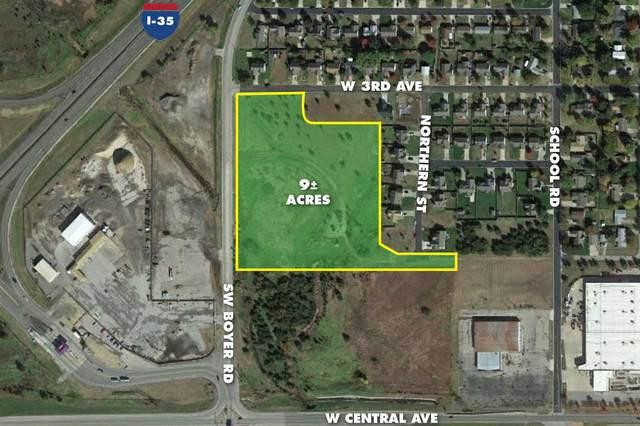 9 +/- Acres Sw Boyer & W. 3rd St., El Dorado, KS 67042 (MLS #585042) :: Lange Real Estate