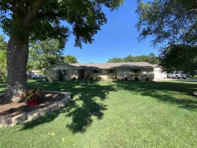 2300 Timberlane, Arkansas City, KS 67005 (MLS #585043) :: Lange Real Estate