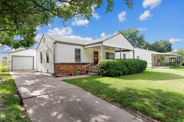 801 N Georgie Ave, Derby, KS 67037 (MLS #585046) :: Preister and Partners | Keller Williams Hometown Partners