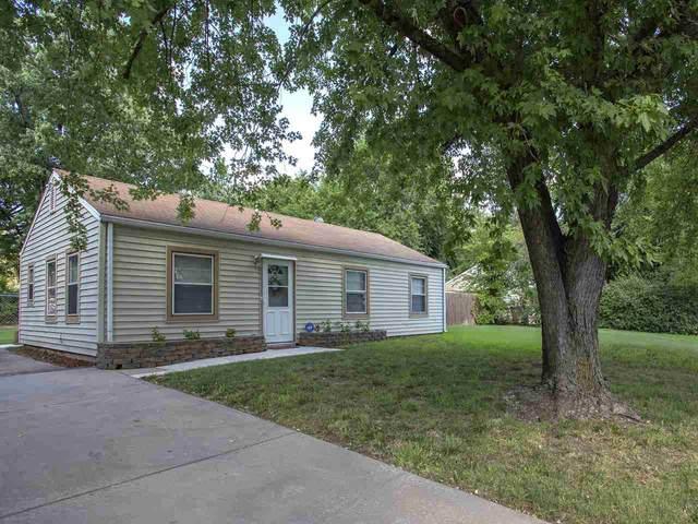 1200 E Evanston St, Park City, KS 67219 (MLS #585047) :: Lange Real Estate