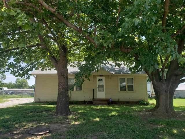 308 N Boyd St, Caldwell, KS 67022 (MLS #585051) :: Keller Williams Hometown Partners