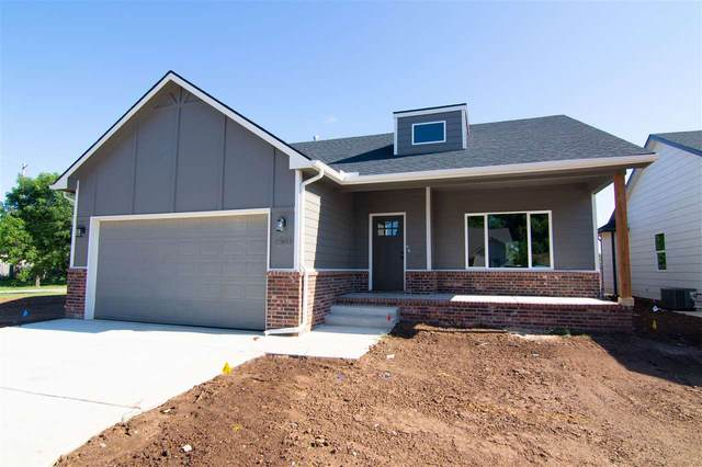 1903 N 119th St W, Wichita, KS 67235 (MLS #585053) :: Kirk Short's Wichita Home Team