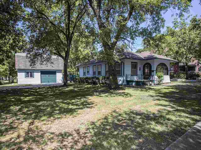 117 Harrison St, Newton, KS 67114 (MLS #585056) :: Preister and Partners | Keller Williams Hometown Partners