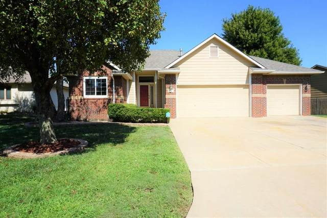 2434 N Pine Grove, Wichita, KS 67205 (MLS #585065) :: Kirk Short's Wichita Home Team