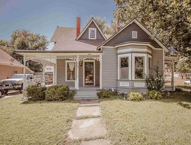 403 S C St, Arkansas City, KS 67005 (MLS #585066) :: Lange Real Estate