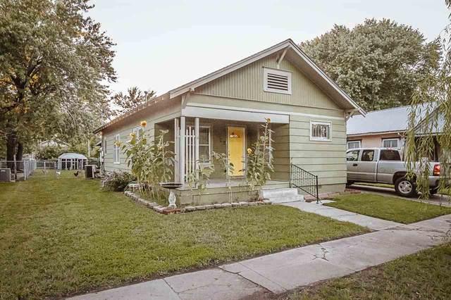 1025 N B St, Arkansas City, KS 67005 (MLS #585067) :: Keller Williams Hometown Partners