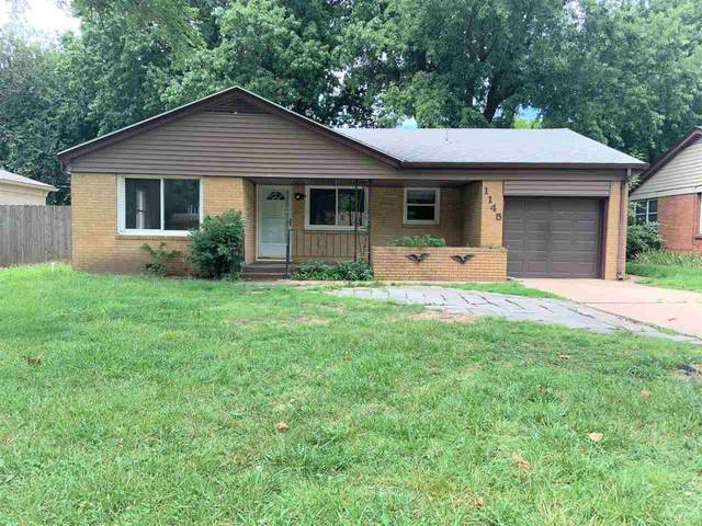 1145 N Derby Ave, Derby, KS 67037 (MLS #585086) :: Preister and Partners | Keller Williams Hometown Partners