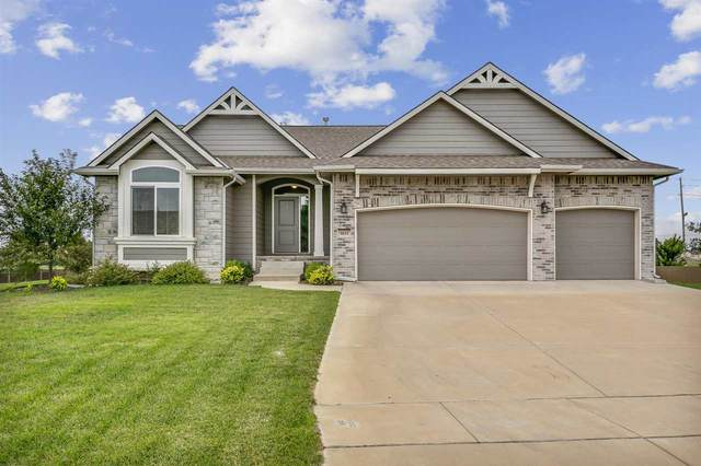 3031 N Covington Ct, Wichita, KS 67205 (MLS #585090) :: Kirk Short's Wichita Home Team