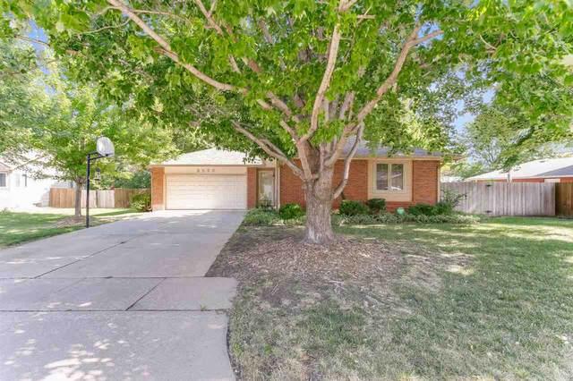 8528 E Marion, Wichita, KS 67210 (MLS #585094) :: Kirk Short's Wichita Home Team