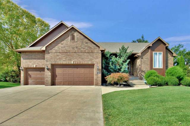 907 E Lakecrest Dr, Andover, KS 67002 (MLS #585095) :: Kirk Short's Wichita Home Team