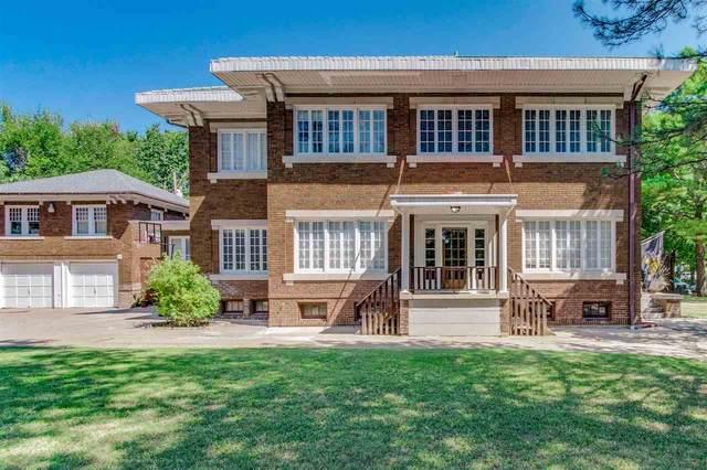 403 N Fountain St, Wichita, KS 67208 (MLS #585111) :: Pinnacle Realty Group