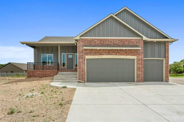 6418 S Jade Ct., Derby, KS 67037 (MLS #585112) :: Preister and Partners | Keller Williams Hometown Partners