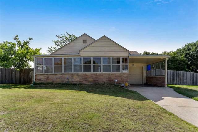 515 S Yale, Wichita, KS 67218 (MLS #585113) :: Pinnacle Realty Group