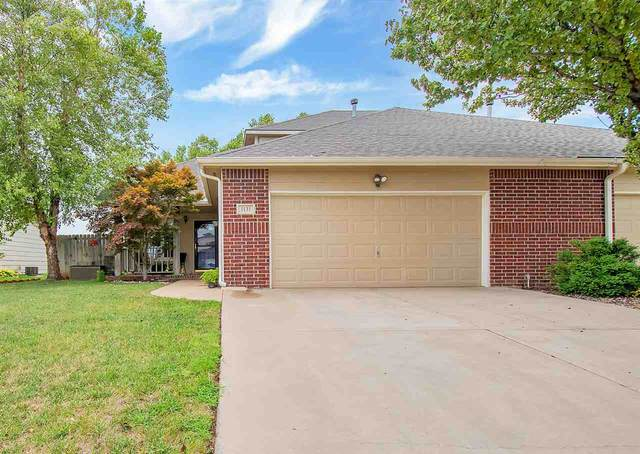 1131 N Fontenelle Dr, Derby, KS 67037 (MLS #585127) :: Preister and Partners | Keller Williams Hometown Partners
