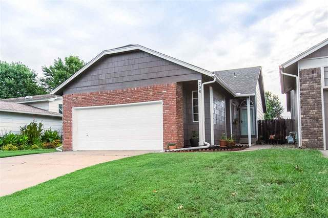 708 N Sumac Rd, Derby, KS 67037 (MLS #585137) :: Preister and Partners | Keller Williams Hometown Partners