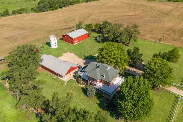 217 N State Road 14, Anthony, KS 67003 (MLS #585142) :: Preister and Partners | Keller Williams Hometown Partners