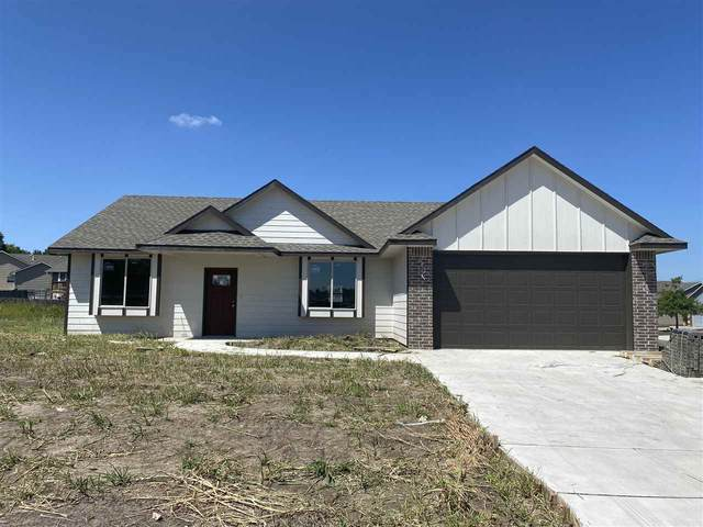 2003 E Highridge, Park City, KS 67219 (MLS #585148) :: Keller Williams Hometown Partners