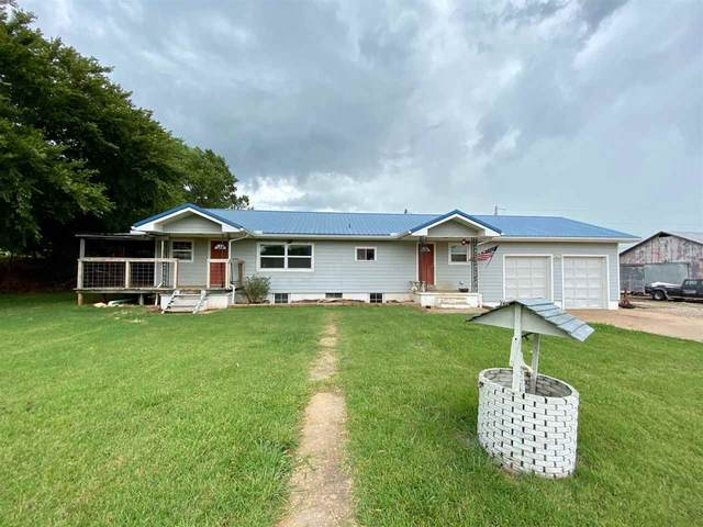 10744 322nd Rd, Arkansas City, KS 67005 (MLS #585150) :: Keller Williams Hometown Partners