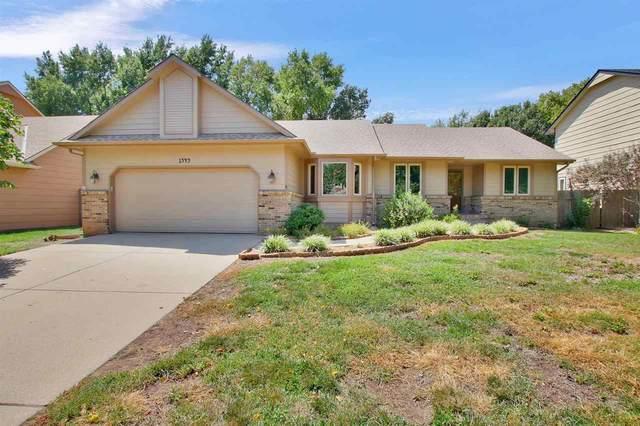 1549 N Cardington St, Wichita, KS 67212 (MLS #585151) :: Kirk Short's Wichita Home Team