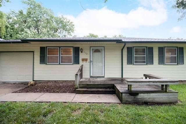 522 N Dexter Ave, Valley Center, KS 67147 (MLS #585154) :: Preister and Partners | Keller Williams Hometown Partners