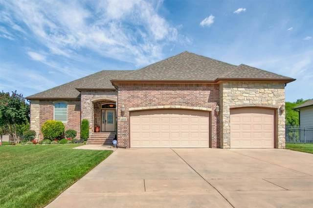 1822 N Peckham Cir, Wichita, KS 67230 (MLS #585157) :: Kirk Short's Wichita Home Team