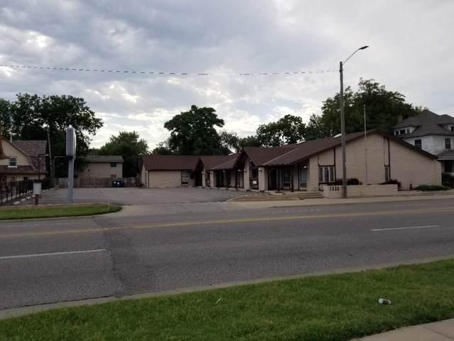 1333 N Broadway Ave, Wichita, KS 67214 (MLS #585163) :: On The Move