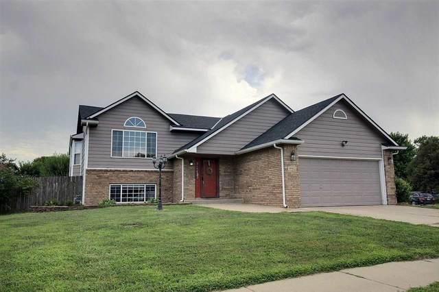 10921 W Carr Ave, Wichita, KS 67209 (MLS #585167) :: Preister and Partners | Keller Williams Hometown Partners