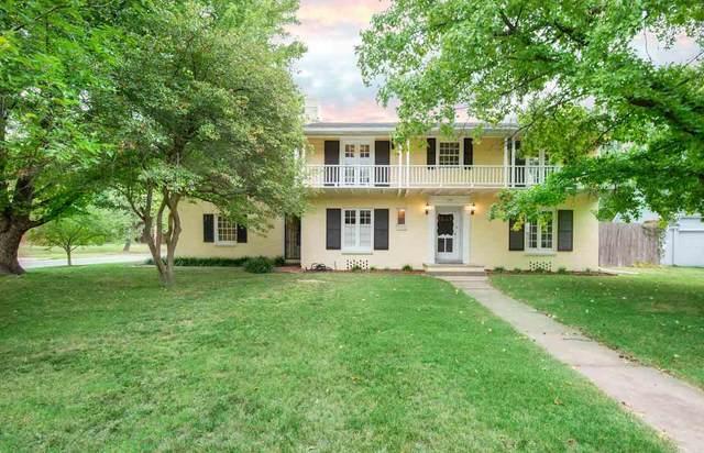 254 N Battin St, Wichita, KS 67208 (MLS #585170) :: Preister and Partners | Keller Williams Hometown Partners