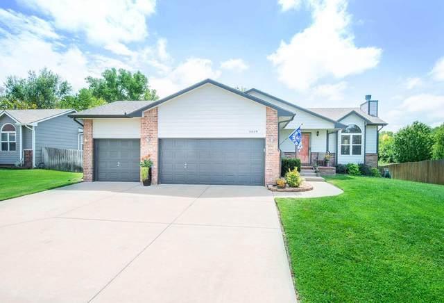 6029 W 34th St N, Wichita, KS 67205 (MLS #585171) :: Kirk Short's Wichita Home Team