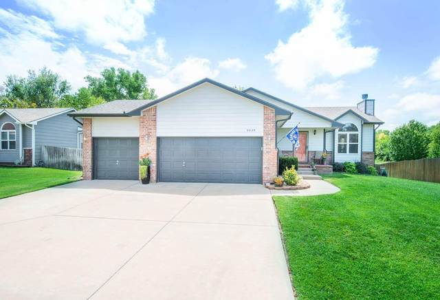 6029 W 34th St N, Wichita, KS 67205 (MLS #585171) :: Preister and Partners | Keller Williams Hometown Partners