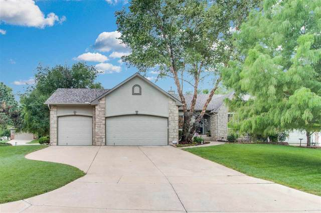 342 S Limuel Ct, Wichita, KS 67235 (MLS #585172) :: Preister and Partners | Keller Williams Hometown Partners