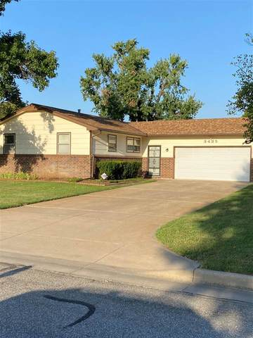 3435 S Illinois Ave, Wichita, KS 67217 (MLS #585178) :: Preister and Partners | Keller Williams Hometown Partners