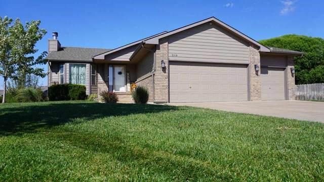 3518 N Valerie Cir, Wichita, KS 67205 (MLS #585179) :: Preister and Partners | Keller Williams Hometown Partners